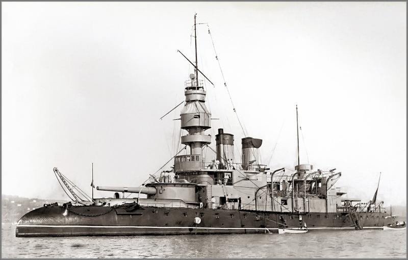 Photos des navires de guerre de la France du XIXe et du XXe Foto_a26