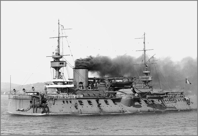 Photos des navires de guerre de la France du XIXe et du XXe Foto_a27