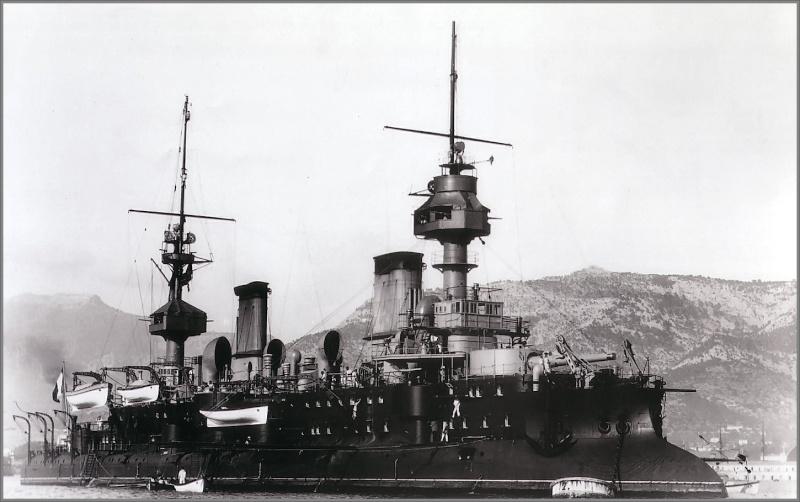 Photos des navires de guerre de la France du XIXe et du XXe Foto_a28