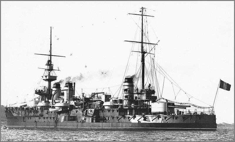 Photos des navires de guerre de la France du XIXe et du XXe Foto_a29