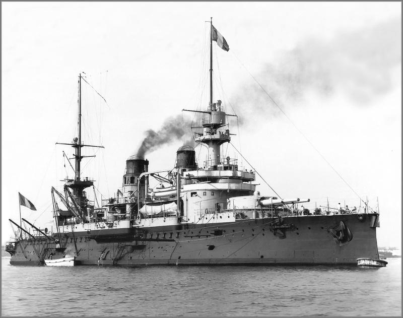 Photos des navires de guerre de la France du XIXe et du XXe Foto_a30