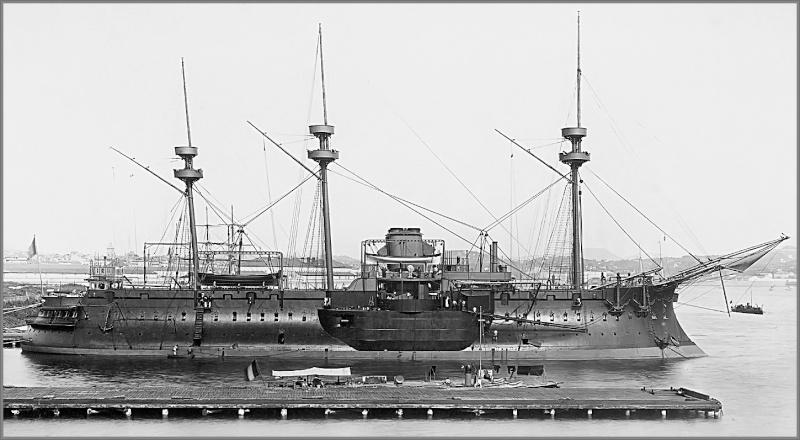 Photos des navires de guerre de la France du XIXe et du XXe Foto_b10