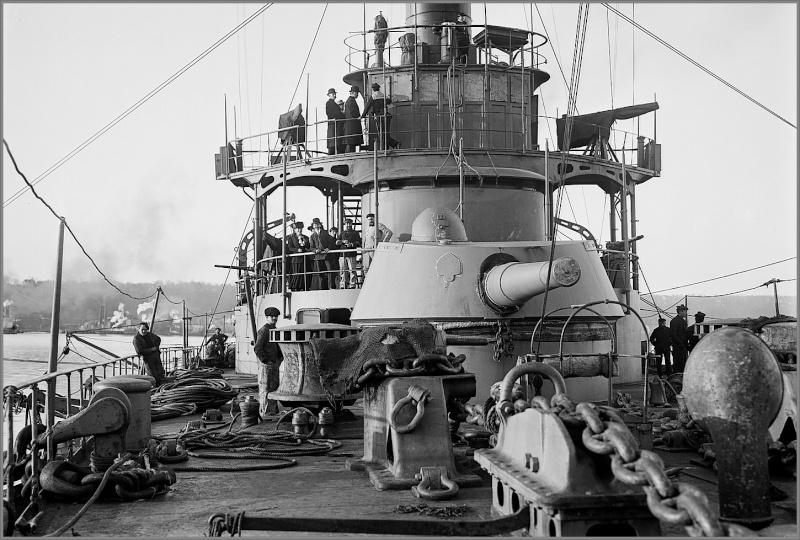 Photos des navires de guerre de la France du XIXe et du XXe Foto_d10