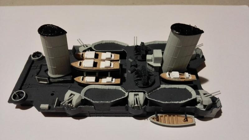 HMS Belfast 1942 Light Cruiser de Trumpeter a 1/350 Ref. 05334 Img_2012
