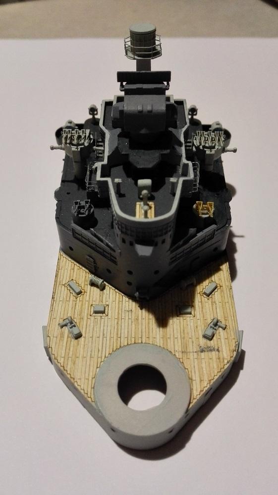 HMS Belfast 1942 Light Cruiser de Trumpeter a 1/350 Ref. 05334 Img_2014