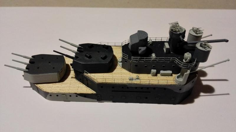 HMS Belfast 1942 Light Cruiser de Trumpeter a 1/350 Ref. 05334 Img_2016
