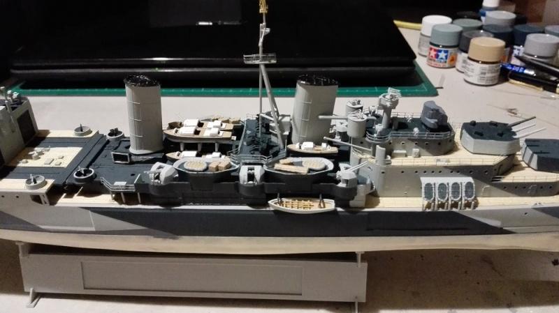 HMS Belfast 1942 Light Cruiser de Trumpeter a 1/350 Ref. 05334 Img_2024