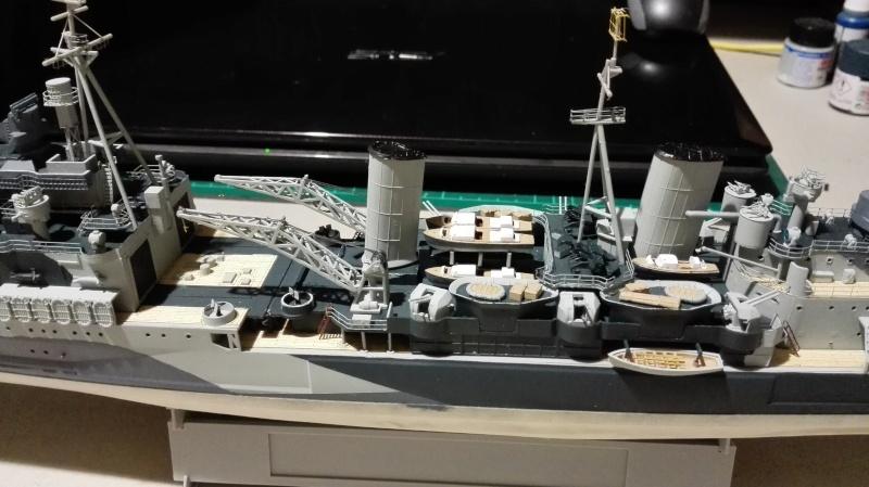 HMS Belfast 1942 Light Cruiser de Trumpeter a 1/350 Ref. 05334 Img_2029