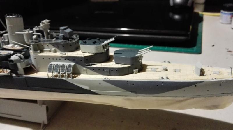 HMS Belfast 1942 Light Cruiser de Trumpeter a 1/350 Ref. 05334 Img_2030
