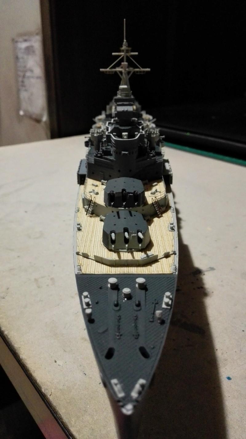HMS Belfast 1942 Light Cruiser de Trumpeter a 1/350 Ref. 05334 Img_2031