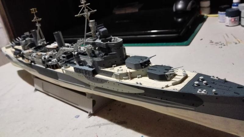 HMS Belfast 1942 Light Cruiser de Trumpeter a 1/350 Ref. 05334 Img_2032