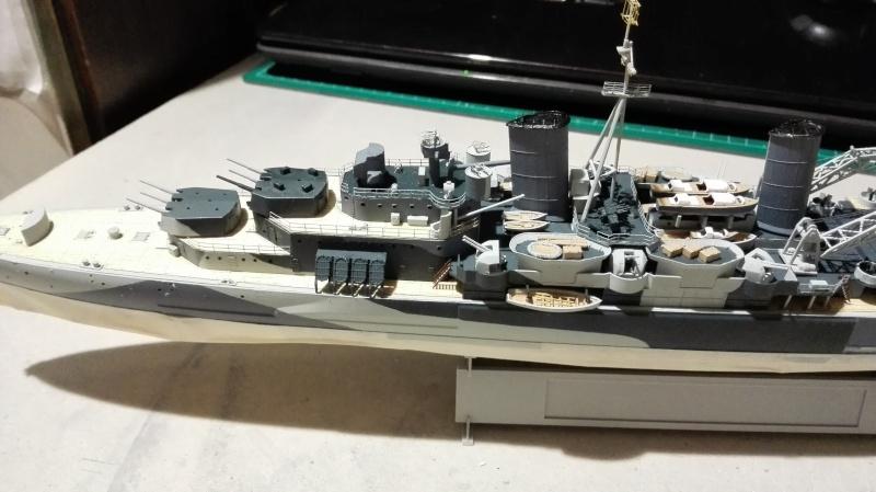 HMS Belfast 1942 Light Cruiser de Trumpeter a 1/350 Ref. 05334 Img_2033