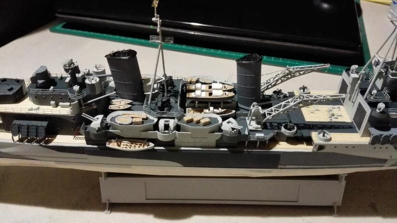 HMS Belfast 1942 Light Cruiser de Trumpeter a 1/350 Ref. 05334 Img_2034