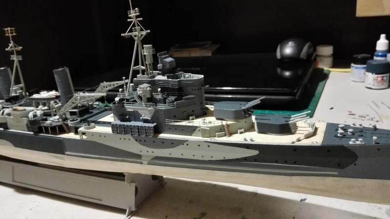 HMS Belfast 1942 Light Cruiser de Trumpeter a 1/350 Ref. 05334 Img_2035
