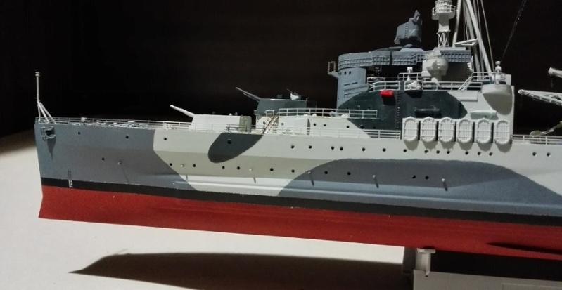 HMS Belfast 1942 Light Cruiser de Trumpeter a 1/350  Img_2057