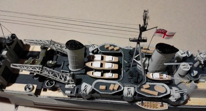HMS Belfast 1942 Light Cruiser de Trumpeter a 1/350  Img_2060