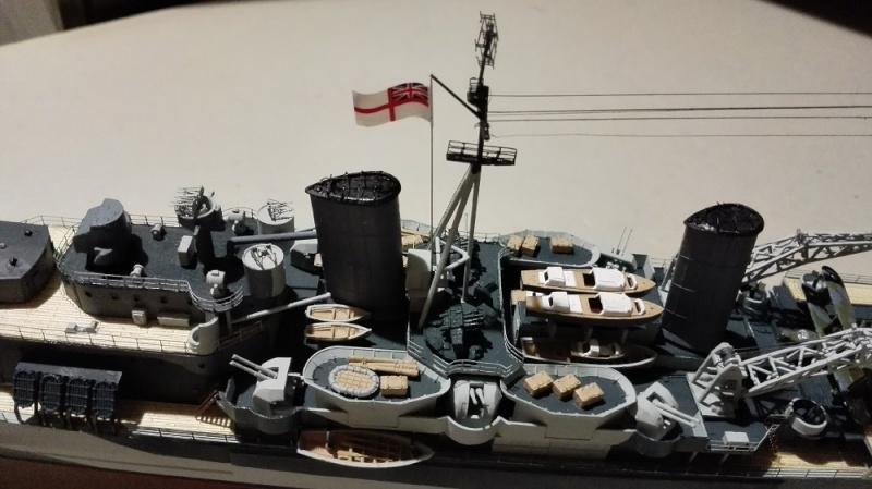 HMS Belfast 1942 Light Cruiser de Trumpeter a 1/350  Img_2067
