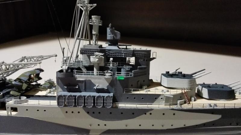 HMS Belfast 1942 Light Cruiser de Trumpeter a 1/350  Img_2069