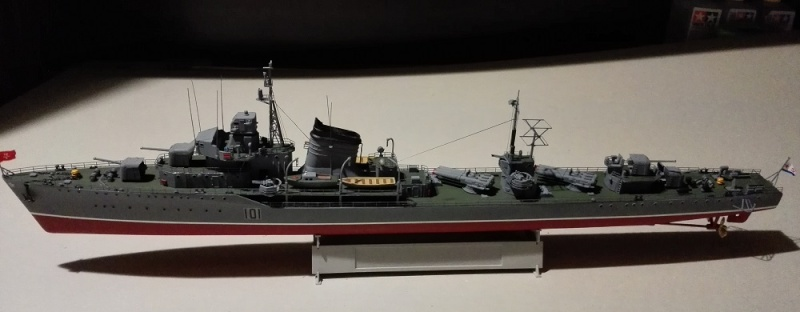 Destroyer Former Soviet Courageous a 1/200 de Trumpeter  Img_2080