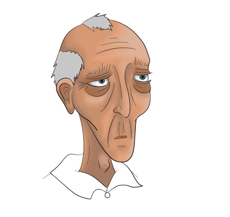 Les cheveux du vieil homme.  Vieil_11