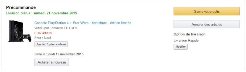 PS4 Star Wars Edition / Battlefront. Rejoindrez-vous le côté obscur ? - Page 2 Ps4_st10