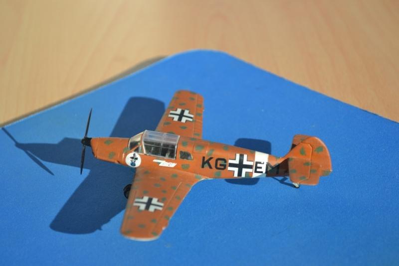 """Messerschmitt Bf108B """"Taifun"""" – Heller 1/72 Dsc_0010"""