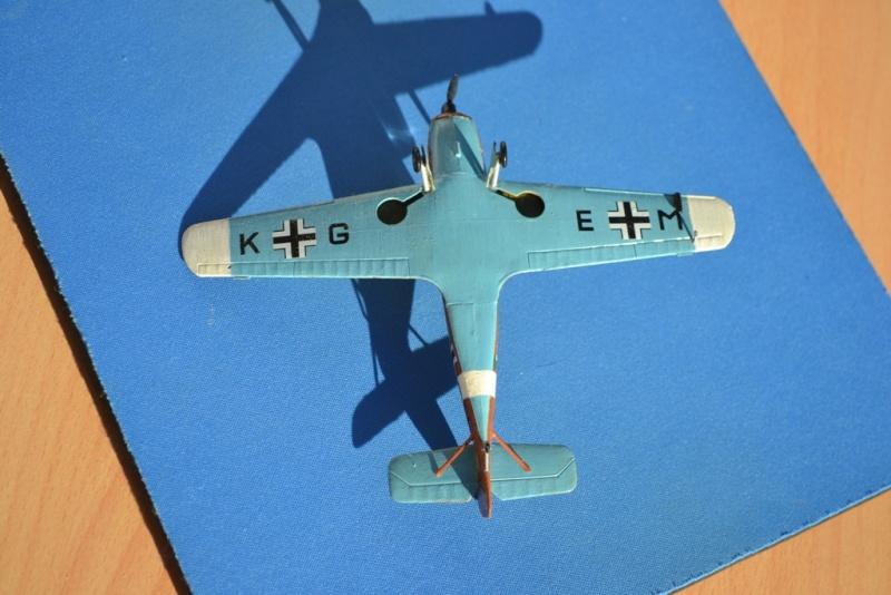 """Messerschmitt Bf108B """"Taifun"""" – Heller 1/72 Dsc_0011"""
