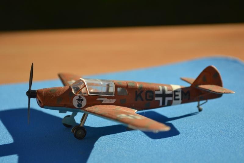 """Messerschmitt Bf108B """"Taifun"""" – Heller 1/72 Dsc_0012"""