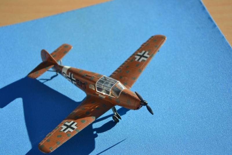 """Messerschmitt Bf108B """"Taifun"""" – Heller 1/72 Dsc_0013"""