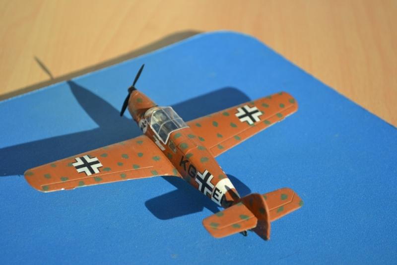 """Messerschmitt Bf108B """"Taifun"""" – Heller 1/72 Dsc_0014"""