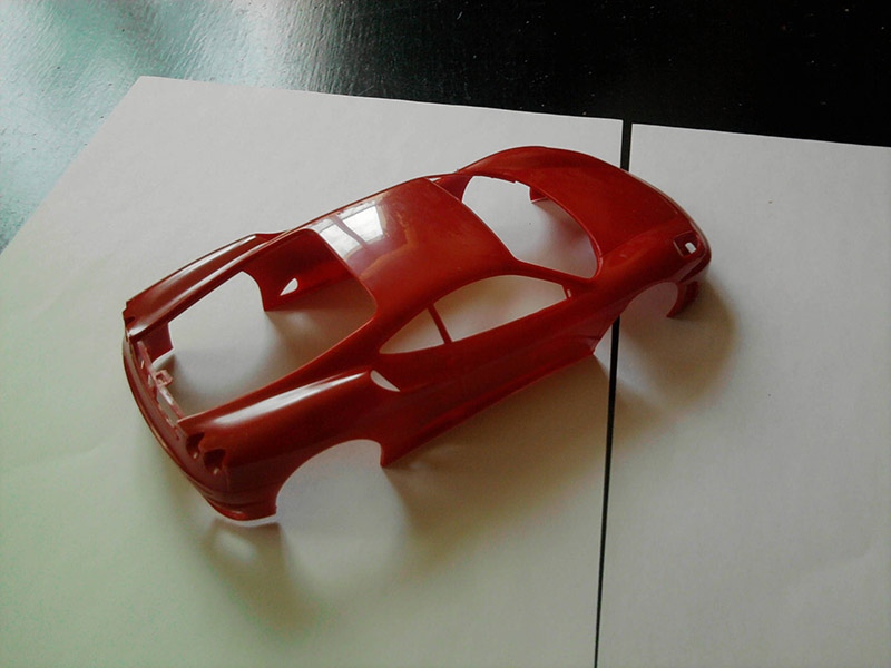 Revell Ferrari F-430 1:24 12_11