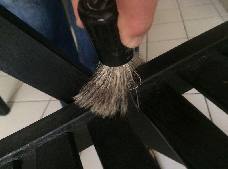 Recycler les blaireaux/ brosses usagés : les bonnes trouvailles ! Img_4611