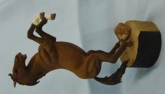 Peinture cheval, 1er essai Cheval10