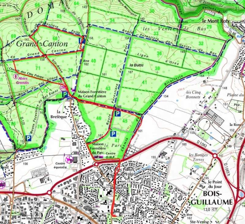 GPS de Randonnée Carte_10