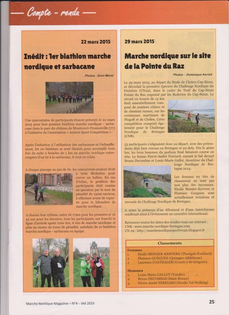 Compte rendu  articles de presse    Magazine de marche nordique News_c10