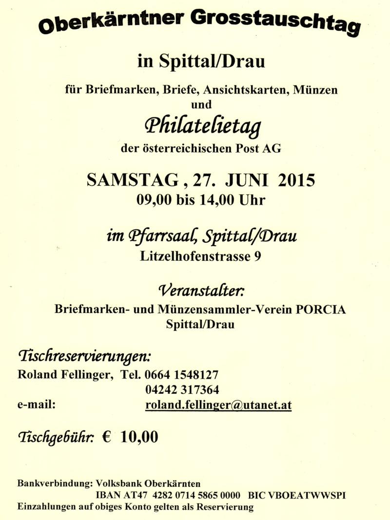 Oberkärntner Grosstauschtag 27.Juni 2015 Img77411