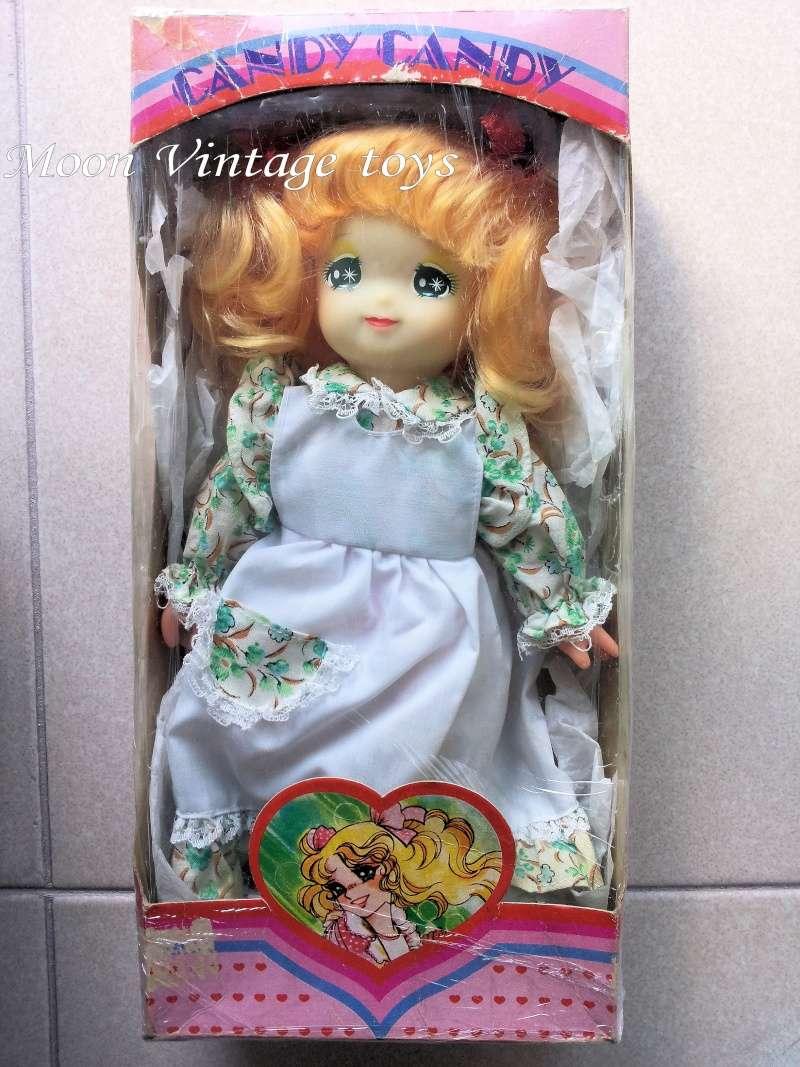 BAMBOLA - [VENDO] Bambola Candy Candy Polistil 1981 Vintage Ottima  20150613