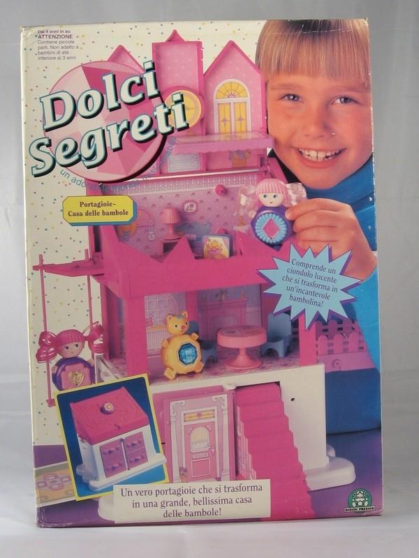[VENDO] Dolci Segreti casa delle bambole portagioie Vintage RARA 1990 Giochi preziosi 392_110