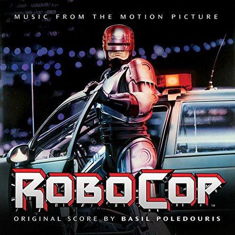 Basil Poledouris – RoboCop (Remastered) (2015) 14372910