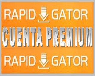 RAPIDGATOR 7x Premium Accounts 13-08-2015 Cuenta11