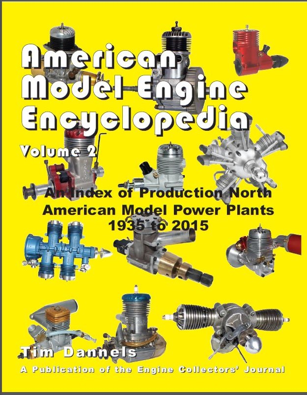 AMerican Model Engine Encyclopedia Volume II Ameevi10
