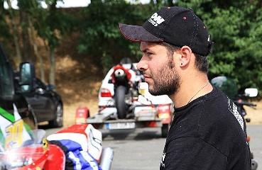 classic TT 2015 des Frenchies Thimot11