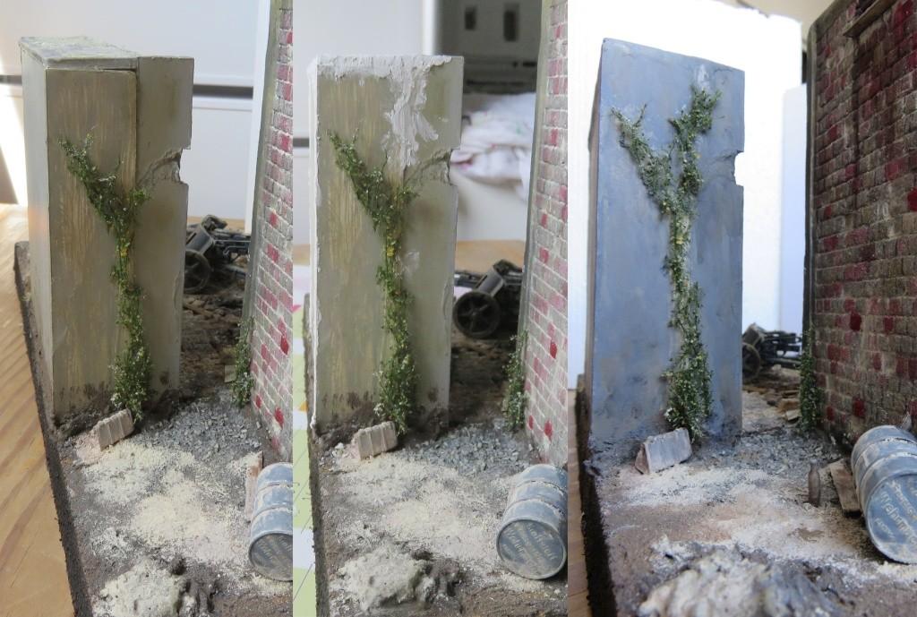Mur d'usine _ Stalingrad  Septembre 42 _ Victoire __1/35 - Page 3 15080211