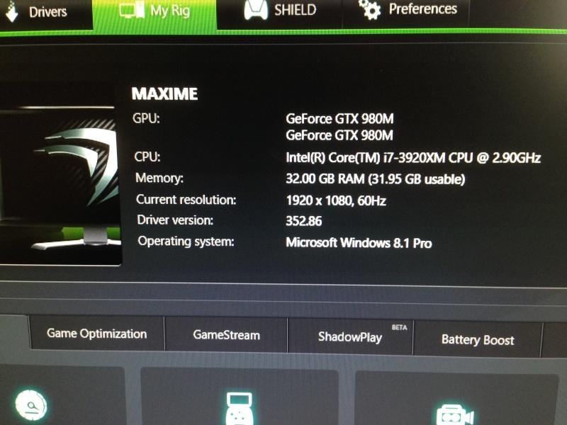 ALIENWARE M18XR2 3920XM 980M SLI 32GB RAM SSD RAID0 Img_2212