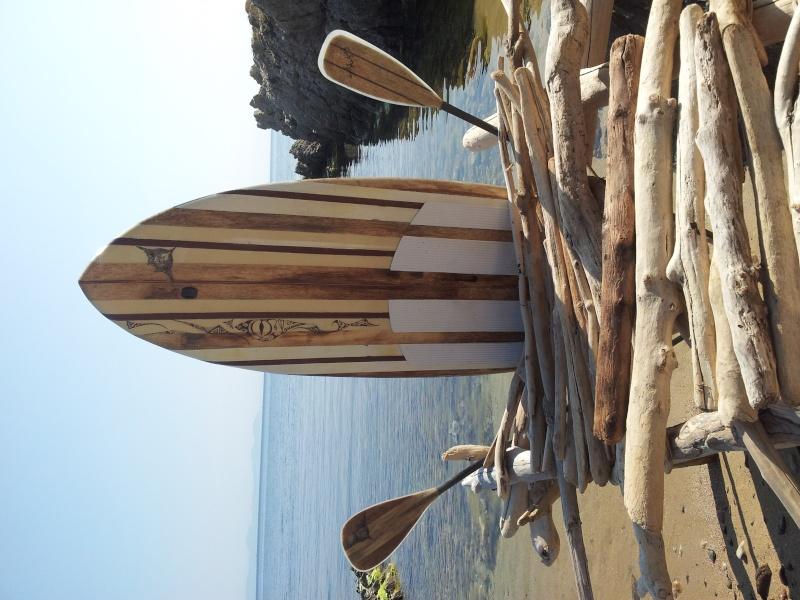 construction d un stand up paddle bois agave  20150614