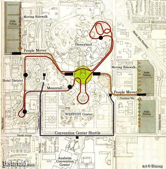 [Disneyland Resort] Projet de troisième parc et nouveaux parkings - Page 2 Image35