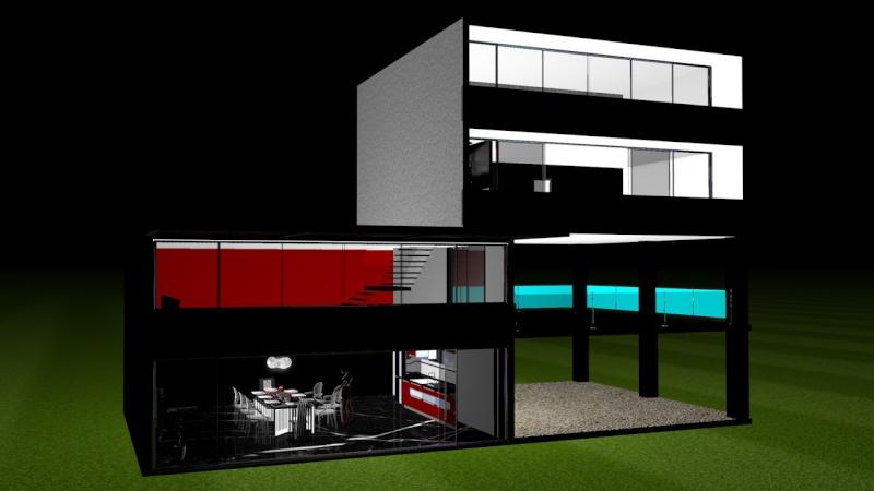 A vendre  800 m² Projet11
