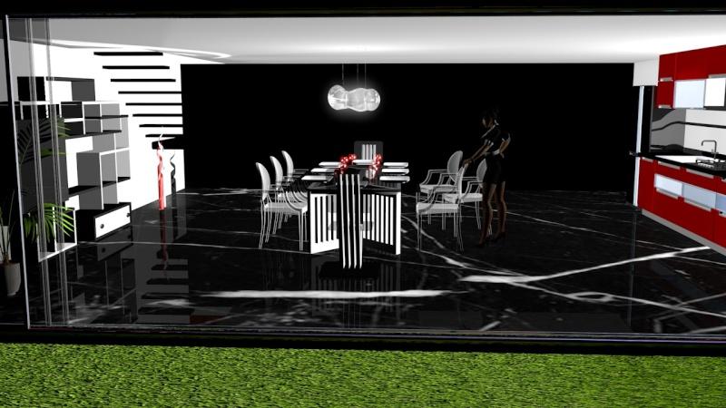 A vendre  800 m² Projet12