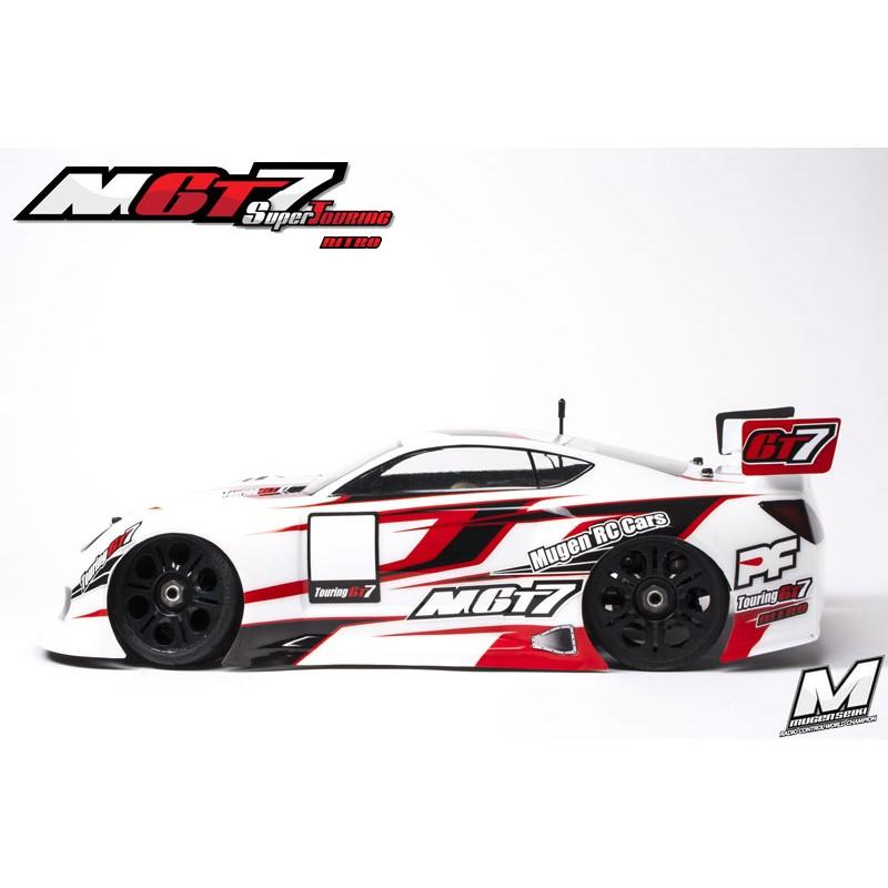 MUGEN PISTE MGT7 Mugen-12