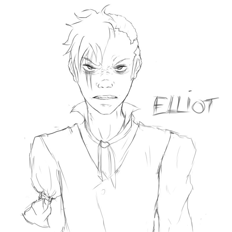 """""""Dessine moi mon perso!"""" Elliot10"""
